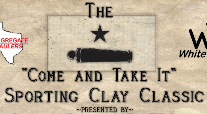 Come and Take It! Sporting Clay Classic