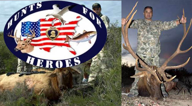 Hunts for Heroes Title Sponsor for upcoming 2009 Airing Season