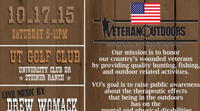 Register for the 3rd Annual VO Fundraiser